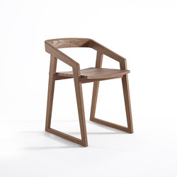 Experience ARM CHAIR | Sedie | Karpenter
