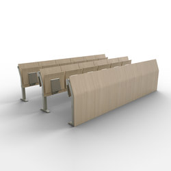 E5000 | Sillería para auditorios | Lamm