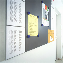 quintessenz pin/magnet panel | Flip charts / Writing boards | Meng Informationstechnik