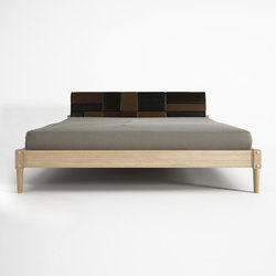 Katchwork QUEEN SIZE BED | Letti | Karpenter