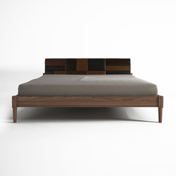 Katchwork KING SIZE BED | Letti matrimoniali | Karpenter