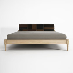 Katchwork KING SIZE BED | Letti | Karpenter