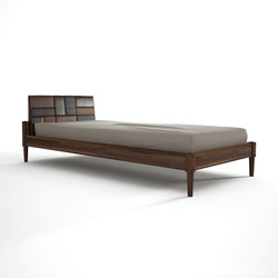 Katchwork SINGLE SIZE BED | Lits | Karpenter