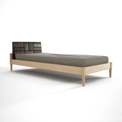 Katchwork SINGLE SIZE BED | Letti | Karpenter