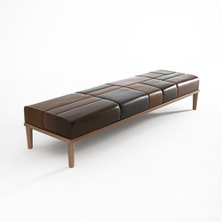 Katchwork BENCH | Upholstered benches | Karpenter