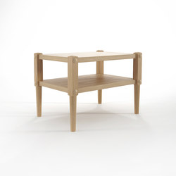 Katchwork SIDE TABLE | Tavolini alti | Karpenter