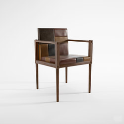 Katchwork ARM CHAIR | Sedie | Karpenter