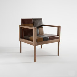 Katchwork LAZY CHAIR | Poltrone | Karpenter