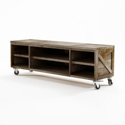 Krate TV CHEST | Armoires / Commodes Hifi/TV | Karpenter