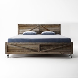 Krate KING SIZE BED | Double beds | Karpenter
