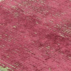 Inspiron burgundy | Formatteppiche | Miinu