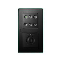 Sense | Slide Keypad 6B Custom T3 | KNX-Systems | Simon