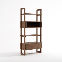 KWSU WALLSHELF UNIT - SINGLE | Bibliothèques | Karpenter