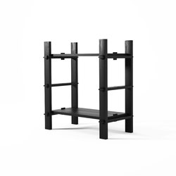 Ludik RACK H1 | Shelving modules | Karpenter