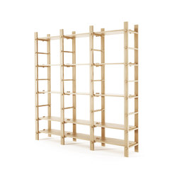 Ludik RACK V3 | Moduli libreria | Karpenter