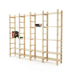 Ludik RACK V4 | Shelving modules | Karpenter