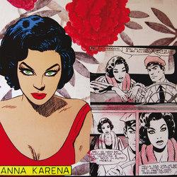 Anna Karena | Wall art / Murals | Inkiostro Bianco