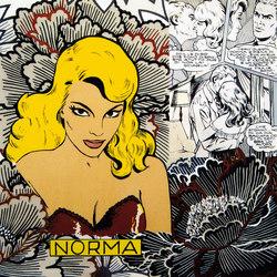 Norma | Wall art / Murals | Inkiostro Bianco