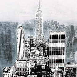 Big Apple | Wall art / Murals | Inkiostro Bianco