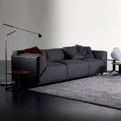 Bacon Kuoio | Loungesofas | Meridiani
