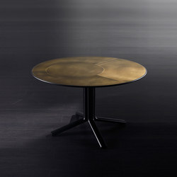 Miller Dining table | Restaurant tables | Meridiani