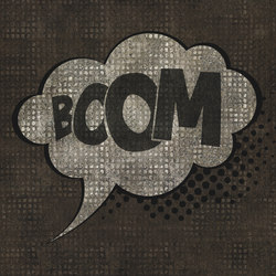 Boom Boom | Wandbilder / Kunst | Inkiostro Bianco