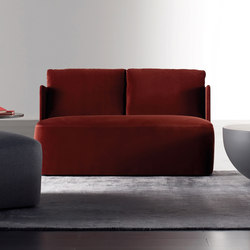 Keeton Sofa FIT 130 | Lounge sofas | Meridiani