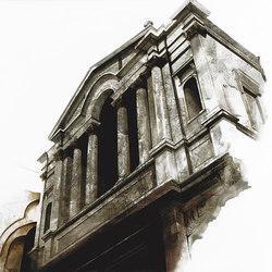Roma | Wall art / Murals | Inkiostro Bianco