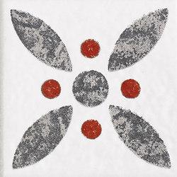 Le Crete Tozzetto Cementine Terra Bianca | Keramik Mosaike | Valmori Ceramica Design