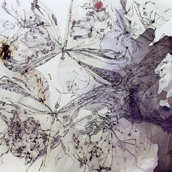 Questioni seriali | Wandbilder / Kunst | Inkiostro Bianco