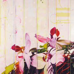 Briskly | Wall art / Murals | Inkiostro Bianco