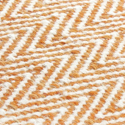 NeWave multi orange | Alfombras / Alfombras de diseño | Miinu