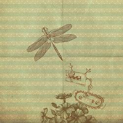 Bye Bye Dragonfly | Arte | Inkiostro Bianco