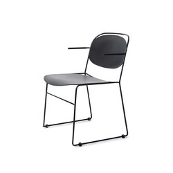 Oval KS-115 | Multipurpose chairs | Skandiform