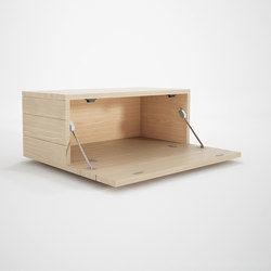 Play CHEST WITH FLIP DOOR | Credenze multimediali | Karpenter