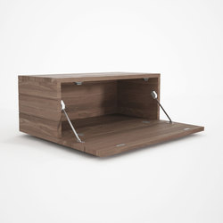 Play CHEST WITH FLIP DOOR | Aparadores multimedia | Karpenter
