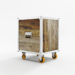 Roadie SIDE TABLE-CHEST W/ DRAWER | Alacenas | Karpenter