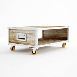 Roadie RECTANGULAR COFFEE TABLE | Tavolini salotto | Karpenter