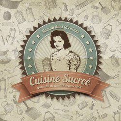 Cuisine sucreé | Quadri / Murales | Inkiostro Bianco