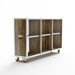 Roadie HORIZONTAL STORAGE W/ 6 COMPARTMENTS | Shelving | Karpenter