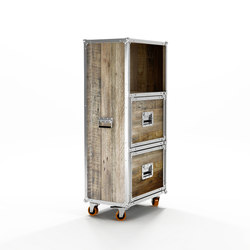 Roadie CHEST W/ 2 DRAWERS | Clothes sideboards | Karpenter