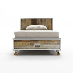 Roadie SINGLE SIZE BED | Letti singoli | Karpenter