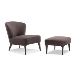 Aston | Lounge chairs | Minotti