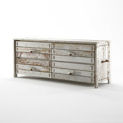 Rope Me CHEST 4 DRAWERS | Sideboards | Karpenter