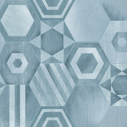 Hexagons | Wallcoverings | Inkiostro Bianco