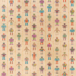 I robot | Wall coverings / wallpapers | Inkiostro Bianco