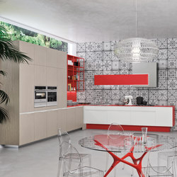 Orange Evolution | Cucine a parete | Snaidero
