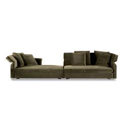 Collar | Lounge sofas | Minotti
