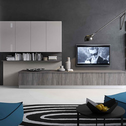 Touch | Muebles Hifi / TV | Snaidero