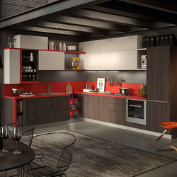 Strip | Fitted kitchens | Snaidero